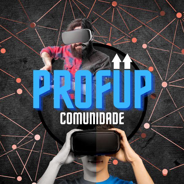 Imagem principal do produto Comunidade ProfUp