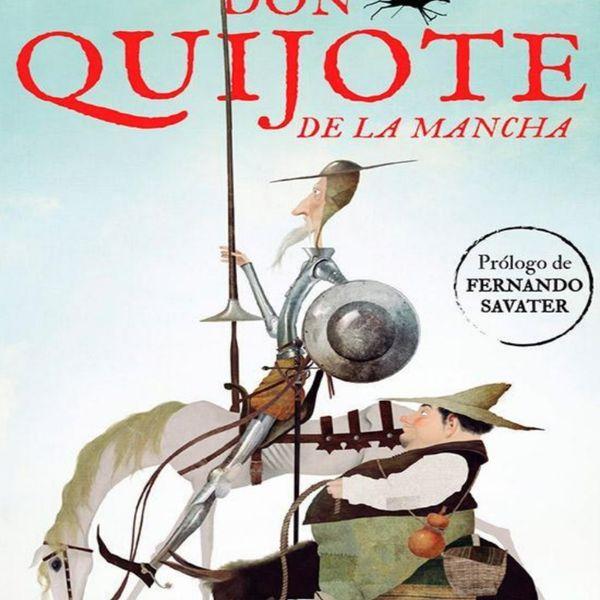 Imagem principal do produto Don Quixote of la mancha