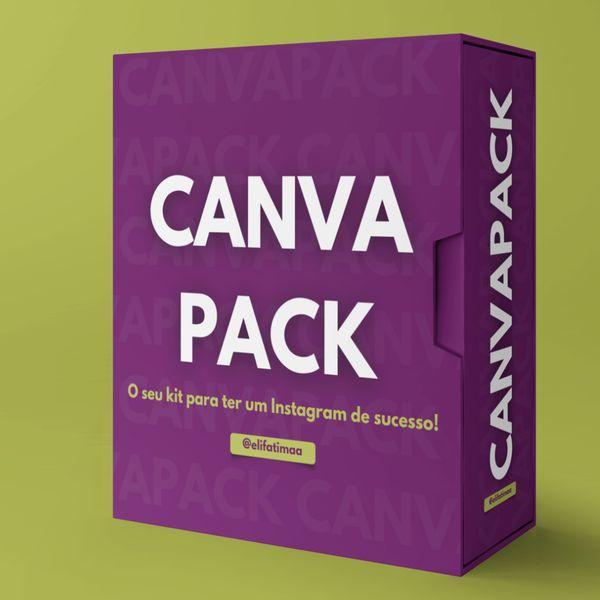 Imagem principal do produto CanvaPack