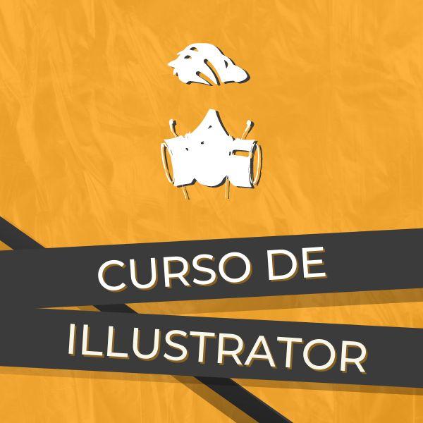 Imagem principal do produto Curso de Illustrator | Portal O Impressor