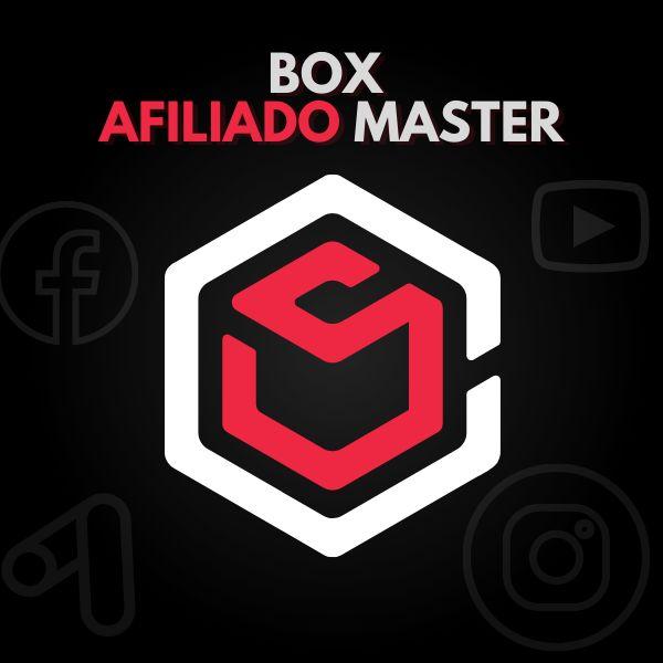 Imagem principal do produto Box Afiliado Master