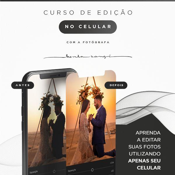 Imagem principal do produto Fotografia e Edição pelo Celular
