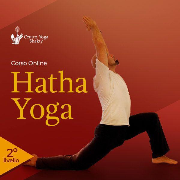 Imagem principal do produto Corso di Hatha Yoga di 2º livello