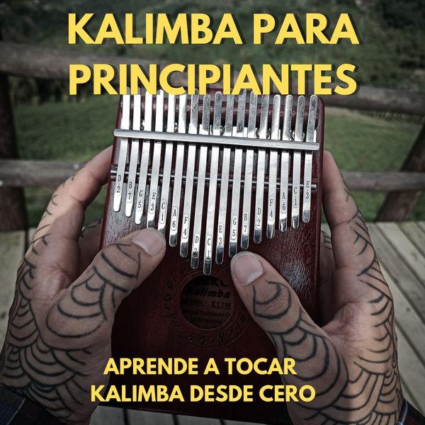 Imagem principal do produto KALIMBA PARA PRINCIPIANTES