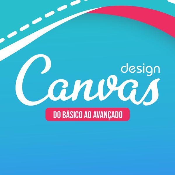 Imagem principal do produto Design Canvas - Basico ao Avançado