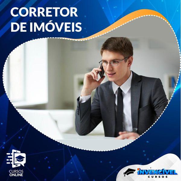 Imagem principal do produto CORRETOR DE IMÓVEIS