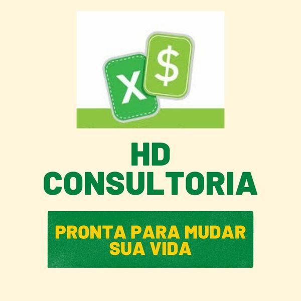 Imagem principal do produto HD Consultoria - Pronta para mudar sua Vida