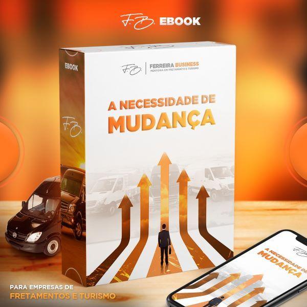 Imagem principal do produto  A NECESSIDADE DE MUDANÇA