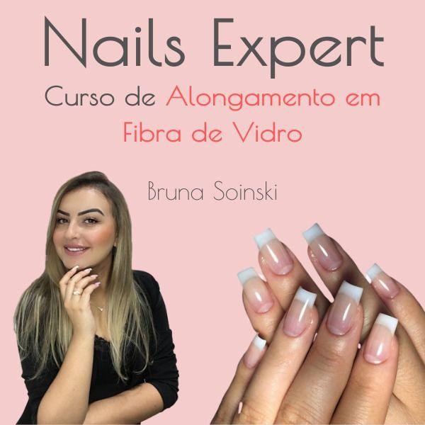 Imagem principal do produto Nails Expert - Alongamento em Fibra de Vidro