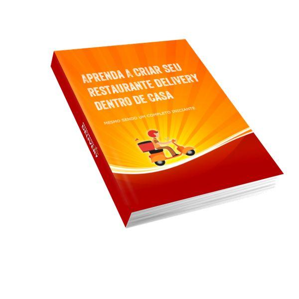 Imagem principal do produto E-book Aprenda a Criar Seu Delivery