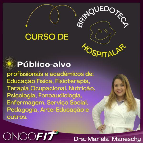 Imagem principal do produto Curso de Brinquedoteca Hospitalar