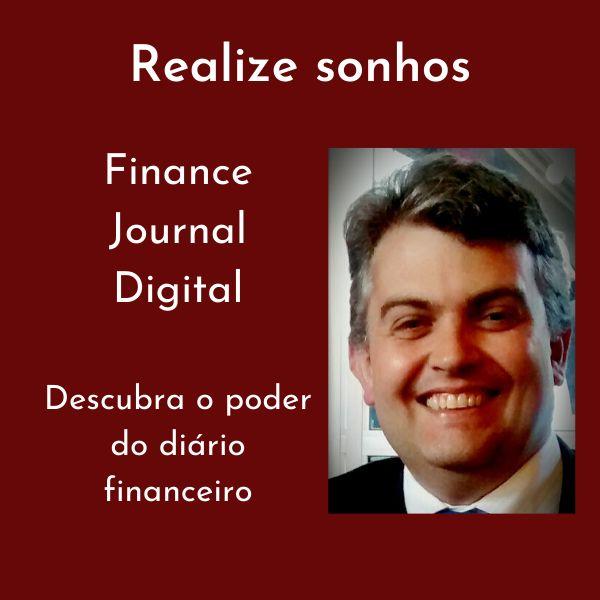 Imagem principal do produto Finance Journal Digital - Diário Financeiro Digital