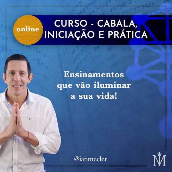 Imagem principal do produto Cabala, Iniciação e Prática