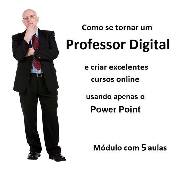 Imagem principal do produto Como se tornar um Professor Digital