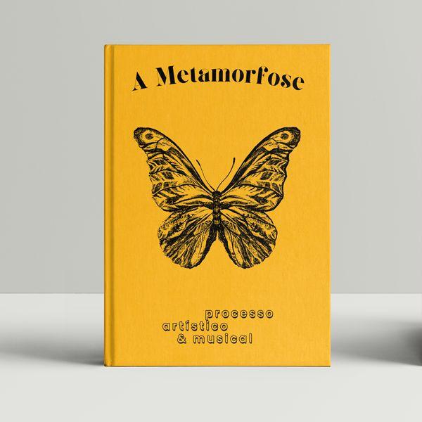 Imagem principal do produto A Metamorfose | Processo Artístico e Musical (aprender a tocar violão será apenas uma consequência)