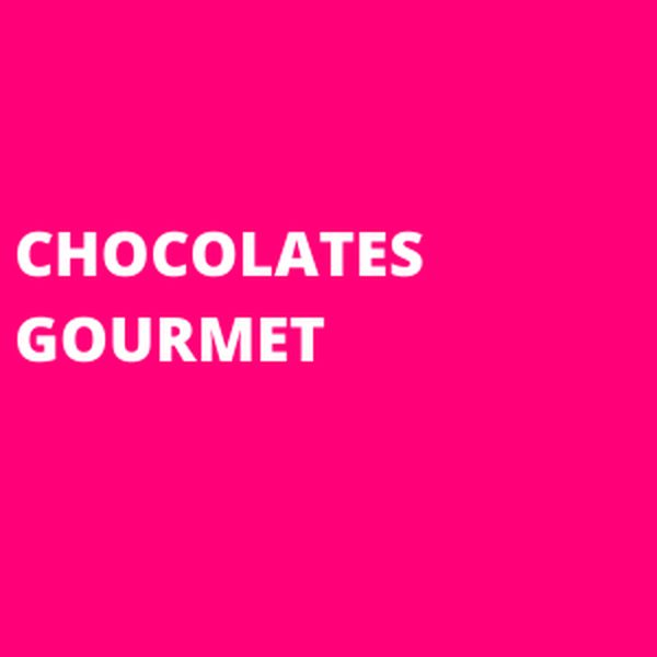 Imagem principal do produto Chocolates Gourmet
