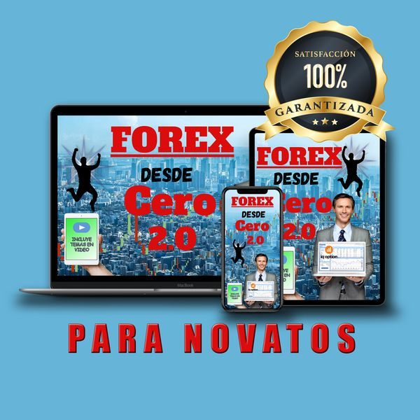 Imagem principal do produto Forex desde cero 2.0