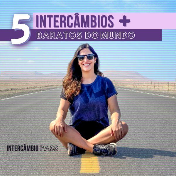Imagem principal do produto Intercâmbio Pass
