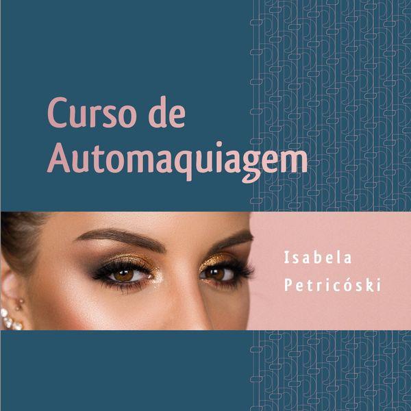 Imagem principal do produto E-book Curso de Automaquiagem