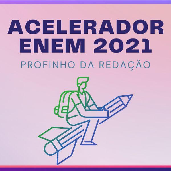 Imagem principal do produto ACELERADOR ENEM 2.0