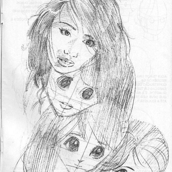 Imagem principal do produto Desenhar Cabeças - Curso De Desenho