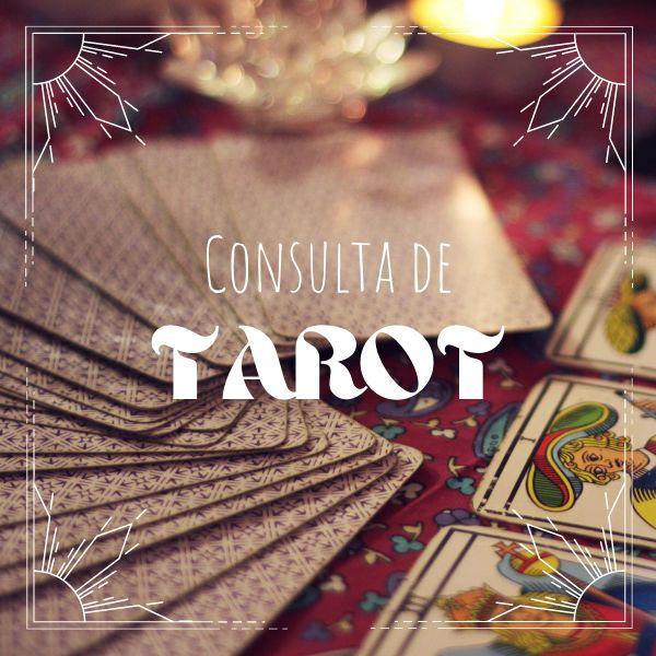 Imagem principal do produto Consulta de Tarot