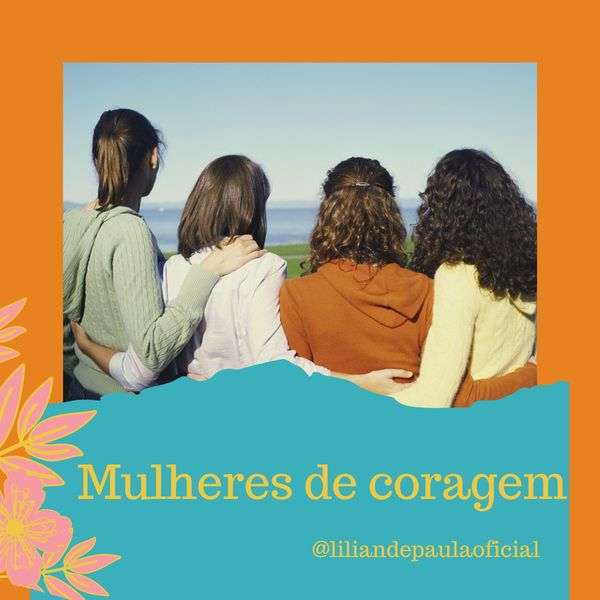 Imagem principal do produto Comunidade Mulher de Coragem