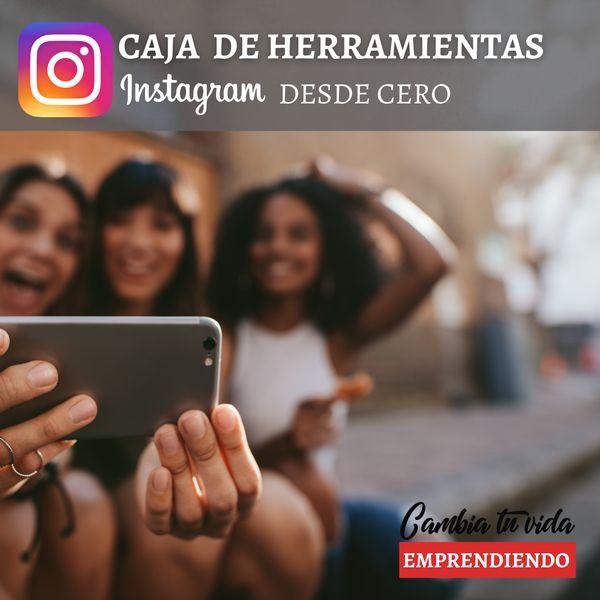 Imagem principal do produto 20 vías fáciles de que tu utilices Instagram desde cero
