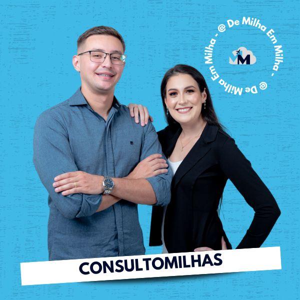 Imagem principal do produto Consultomilhas