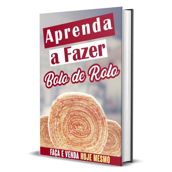 Imagem principal do produto APRENDA A FAZER BOLO DE ROLO