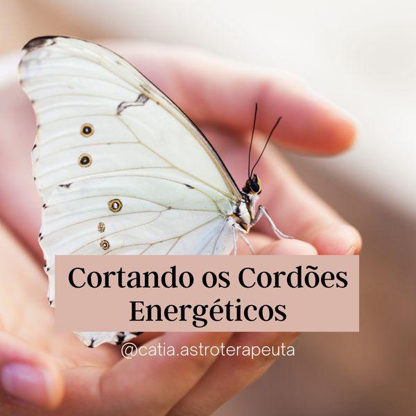 Imagem principal do produto Cortando os Cordões Energéticos