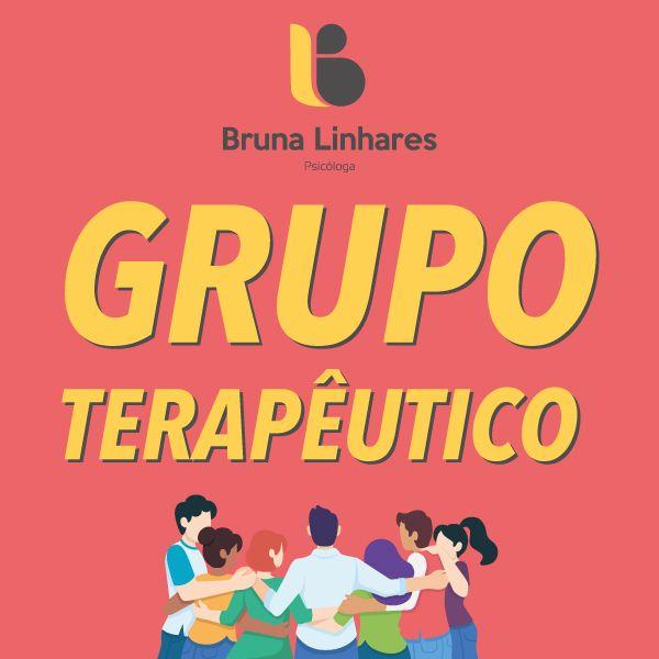 Imagem principal do produto GRUPO TERAPÊUTICO / Bruna Linhares - CRP 09/013604