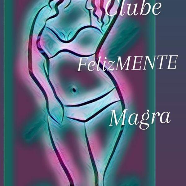 Imagem principal do produto Clube FelizMENTE MAGRA - 30 dias