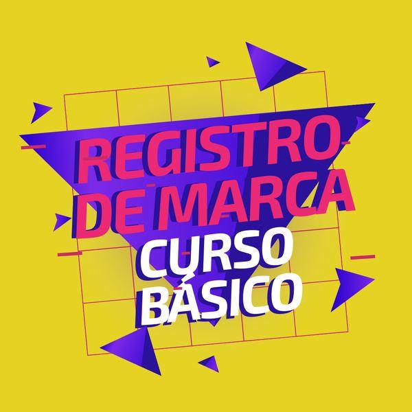 Imagem principal do produto Curso de Registro de Marcas - Básico