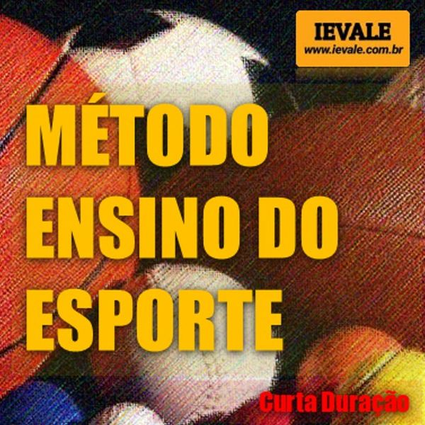 Imagem principal do produto MÉTODO ENSINO DO ESPORTE