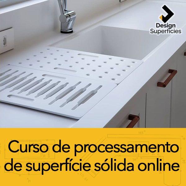 Imagem principal do produto Curso de processamento de Superfície Solida Online