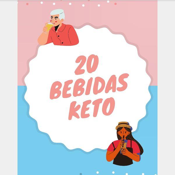 Imagem principal do produto 20 BEBIDAS KETO
