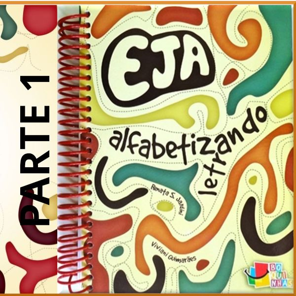 Imagem principal do produto EJA: Alfabetizando e letrando com Boquinhas parte 1