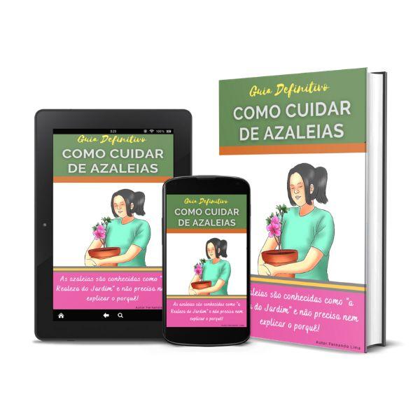 Imagem principal do produto Como Cuidar de Azaleias