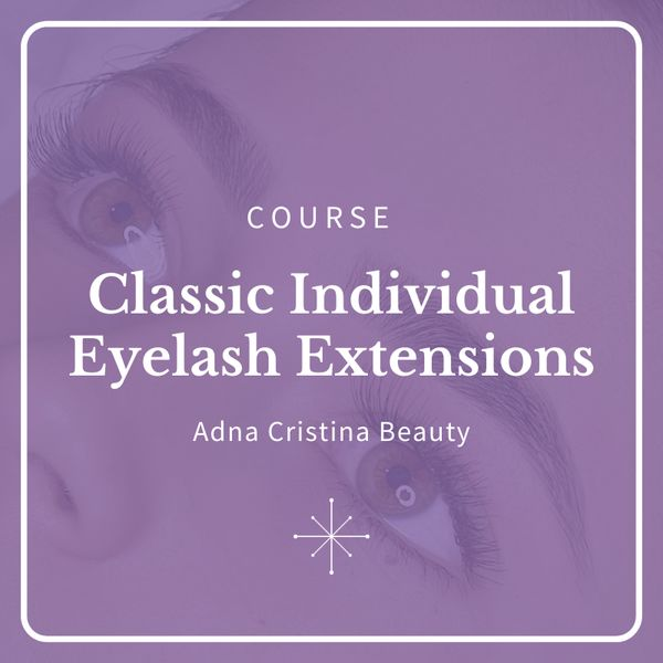 Imagem principal do produto Classic Individual Eyelash Extensions