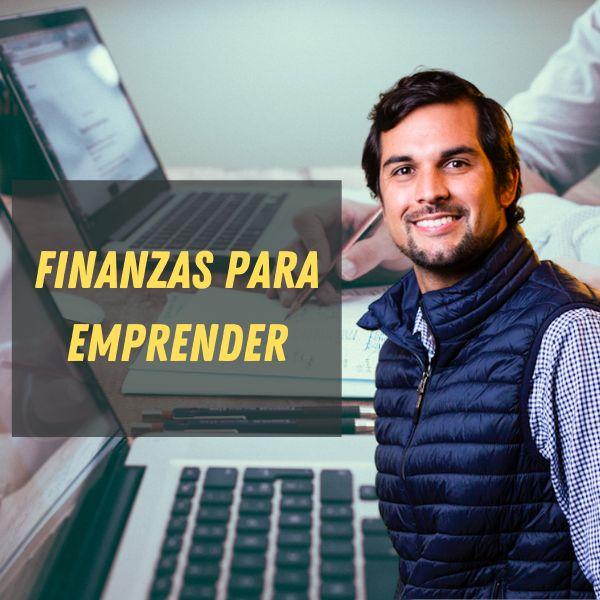 Imagem principal do produto Finanzas para emprender