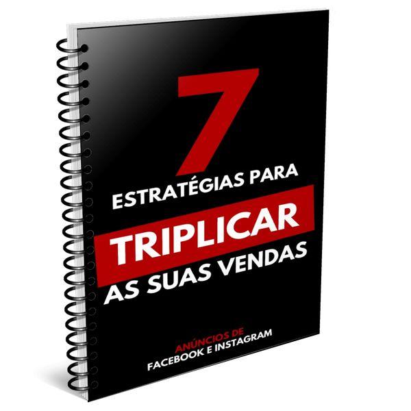 Imagem principal do produto Ebook 7 Estratégias