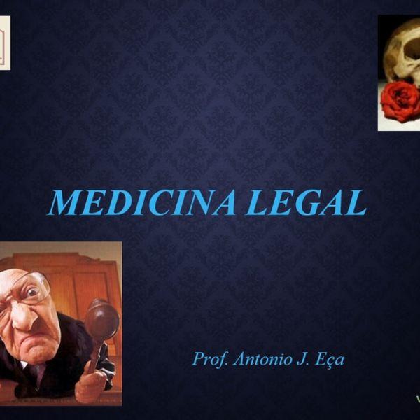 Imagem principal do produto Curso de Medicina Legal