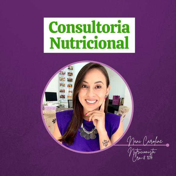 Imagem principal do produto Consultoria Nutricional