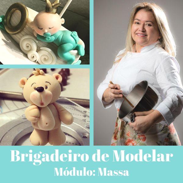 Imagem principal do produto Brigadeiro de Modelar | Massa
