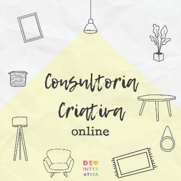 Imagem principal do produto Consultoria Criativa Online