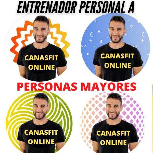 Imagem principal do produto Entrenador Personal Para Personas Mayores