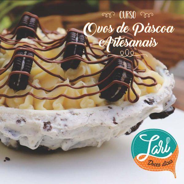 Imagem principal do produto Ovos de Páscoa Artesanais