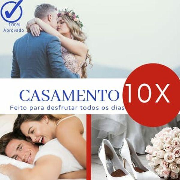 Imagem principal do produto Casamento 10X