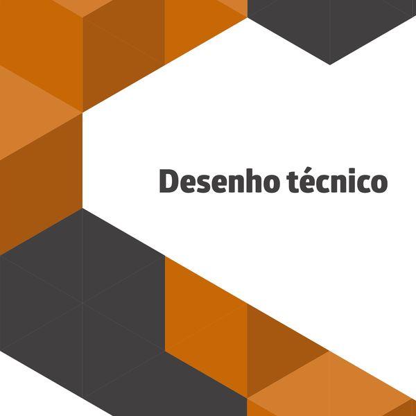 Imagem principal do produto desenho técnico